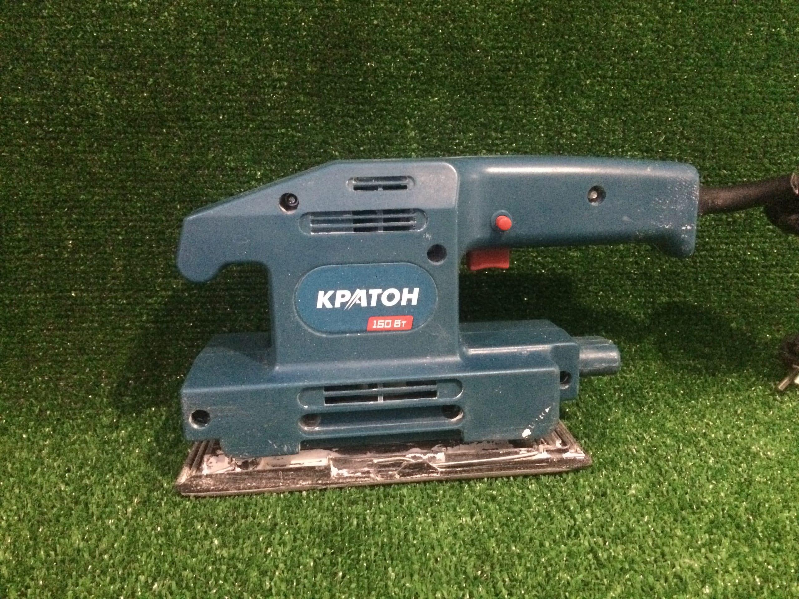Шлифовальная машина Kraton OS-02 Hobby